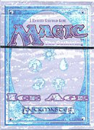 Magic the gathering MTG Ice Age Starter Deck