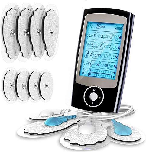 Electroestimulador digital, para aliviar...