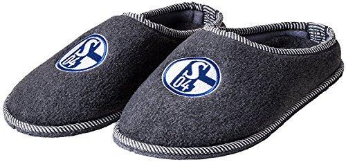 FC Schalke 04 Pantoffeln Filzschuhe Hausschuhe (42-43)