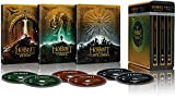 Trilogía El Hobbit versión extendida - Steelbook 4k UHD Bl