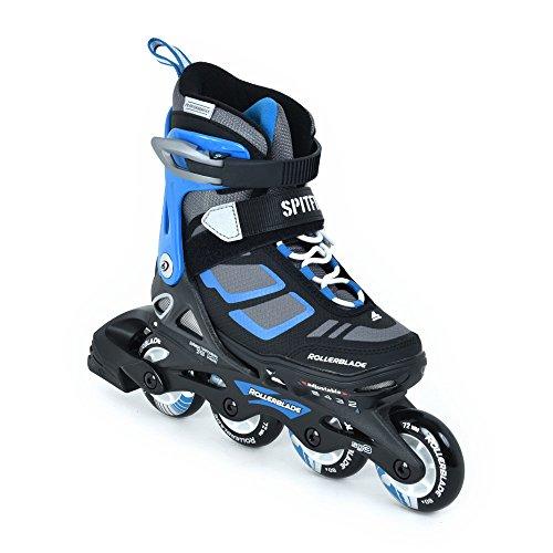 Rollerblade 07743700_ 774, patín en línea Niño, niño, 07743700_774, Nero BLU, 36.5-40.5 EU