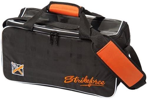 free KR Strikeforce Albuquerque Mall Krush Double Tote Shoes Black Without Orange