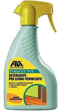 Foto di Detergente per Legno Fila Parquet Net 500 ml