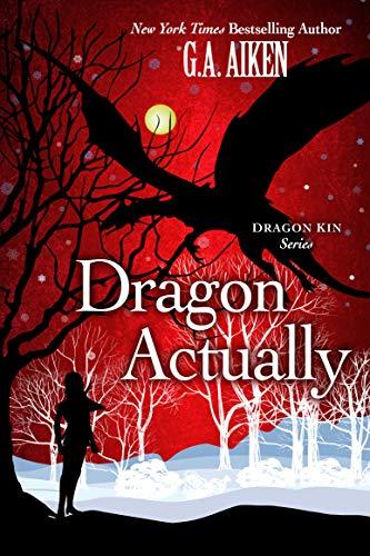 【90% OFF】Kindle eBook:Dragon Actually (Dragon Kin Book 1)