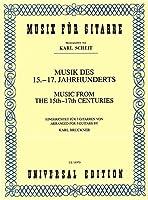 Musik Des 15-17 Jahrhunderts