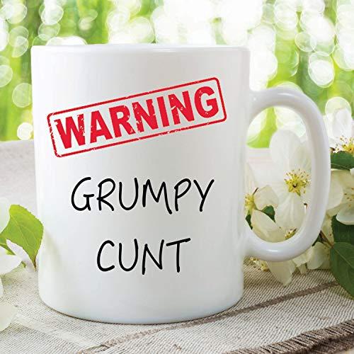 Lustige Tasse mit Aufschrift