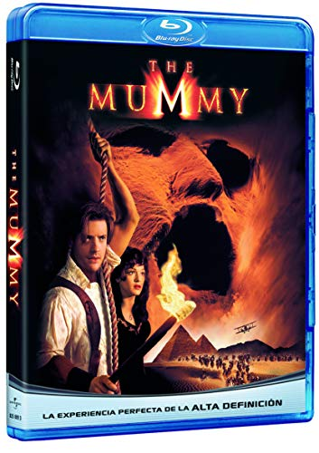 The mummy (La momia) [Ultimate Edition] [Blu-ray]