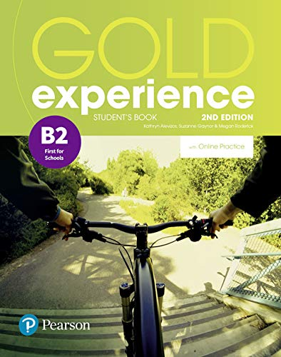 Gold Experience B2 Students' Book with Online Practice