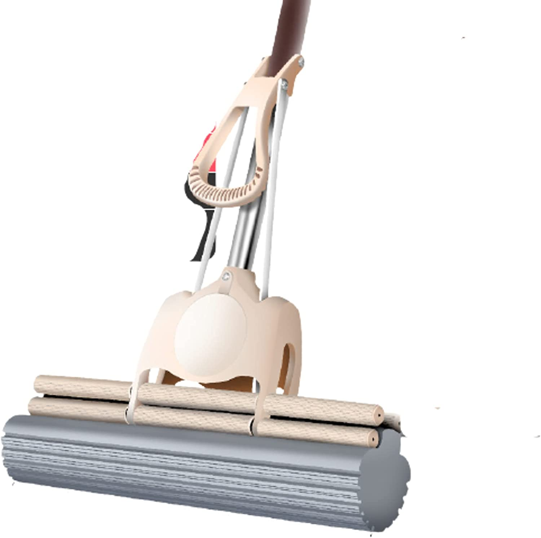 NC Household PVA Sponge Choice Mop Fort Worth Mall Hand-Washing Rod Thickening Lazy