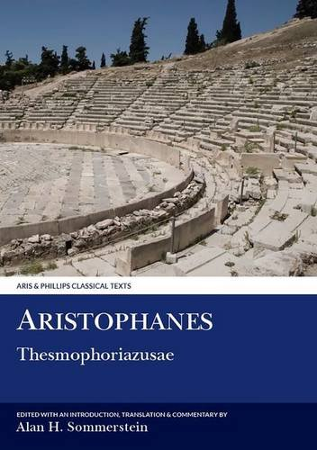 Aristophanes: Thesmophoriazusae (Aris and Phillips Classical Texts)