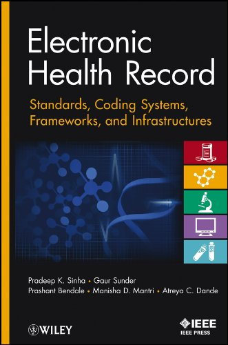 Download Electronic Health Record: Standards, Coding Systems, Frameworks, And Infrastructures 