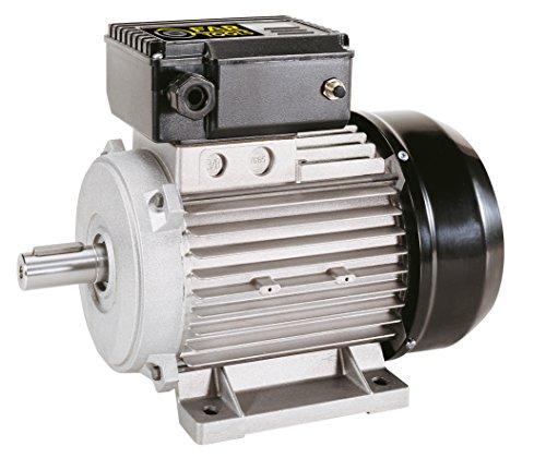 Fartools 117106 Moteur électrique 1CV (4P) 1500 TMN Hauteur Arbre 80 mm
