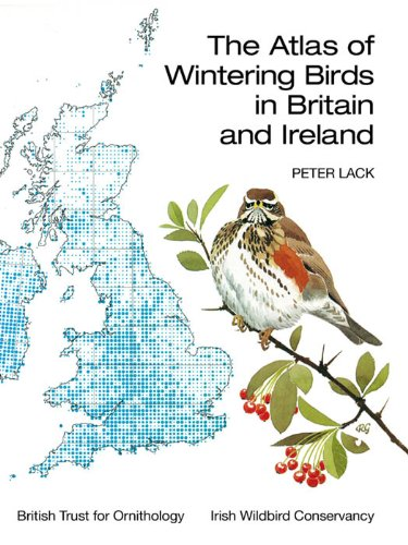 The Atlas of Wintering Birds in Britain and Ireland (Poyser Monographs) (English Edition)