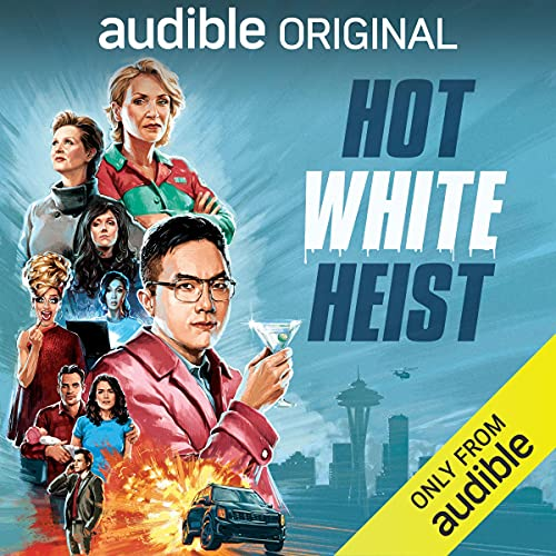 Hot White Heist book cover