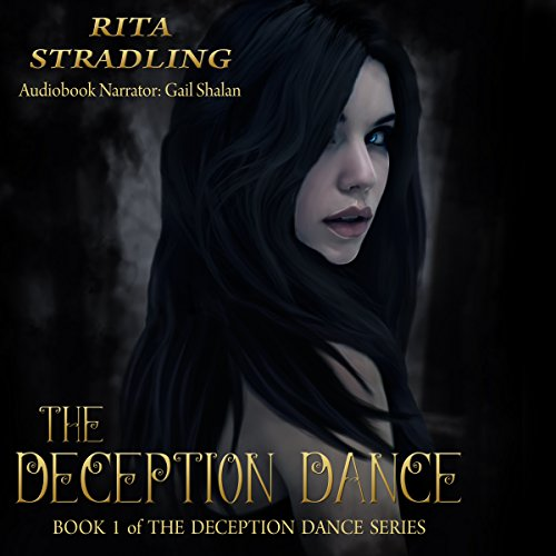 The Deception Dance audiobook cover art