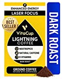 Double caffeine boost: VitaCup Lightning Nootropic Review