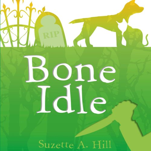 Bone Idle audiobook cover art