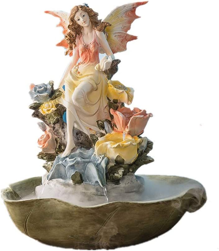Tabletop Decorative Nashville-Davidson Mall Waterfall Indoor Fountain Water Flowing Deco Large discharge sale