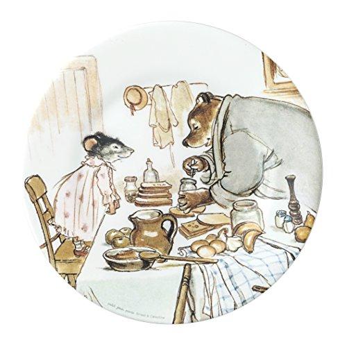 Ernest et Célestine Ec922K Assiette à Dessert 20 cm