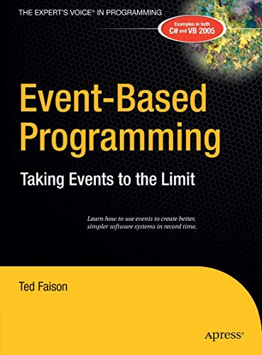 Event-Based Programming: Taking Events to the Limit