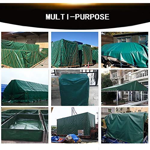 WONG witte woondeken set tarps zonwering outdoor groen geschikt voor camping picknick coibentato vrachtwagen met multi-size