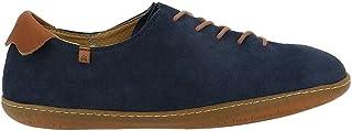 El Naturalista N5280 Lux Suede Ocean El Viajero, Zapatos de Cordones Brogue Unisex Adulto