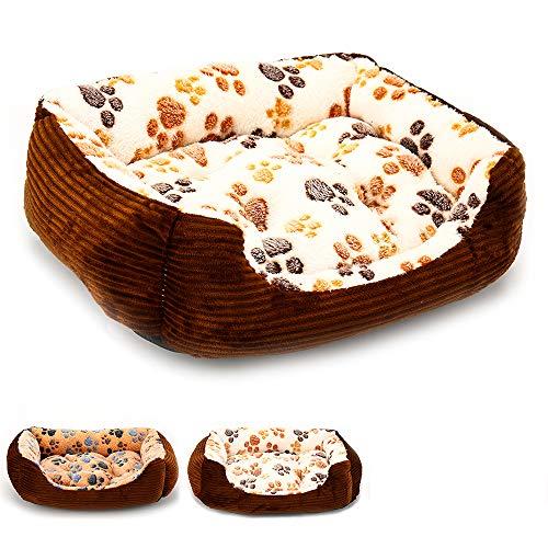 Producten voor huisdieren Hondenbedden Matten voor kleine, middelgrote en grote honden Puppy Cat Bed House Winter Dog Bed Sofa Kennels House Bench Dogs Blankets