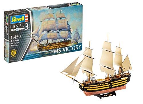 Revell – Echelle 1 : 450 05819 – Amiral Nelson Phare