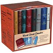 Literature Classics (8 Volume Box Set) from Word Cloud