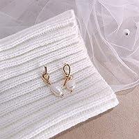 2020 新クリスタルパールタッセルイヤリング女性ロング段落幾何学ペンダントイヤリング結婚式のファッションジュエリー宝石類のギフト