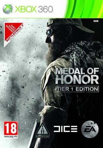 Electronic Arts Medal of Honor Tier 1 Edition, Xbox 360, ITA