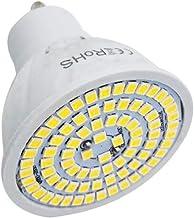220V GU10 LED Lamp Spotlight Bulb Corn Light 80 LEDs Light Bulb LED Spot Light Warm White Light