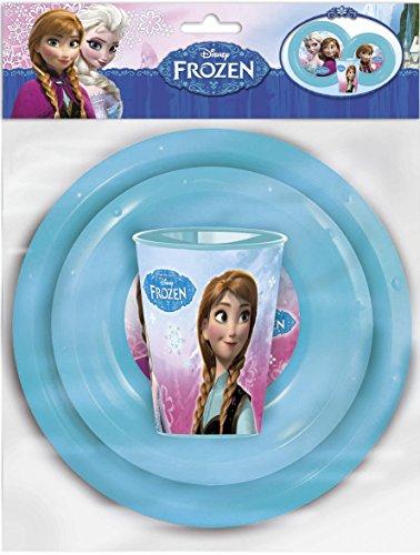 Boyz Toys Set de 3 pièces – Frozen