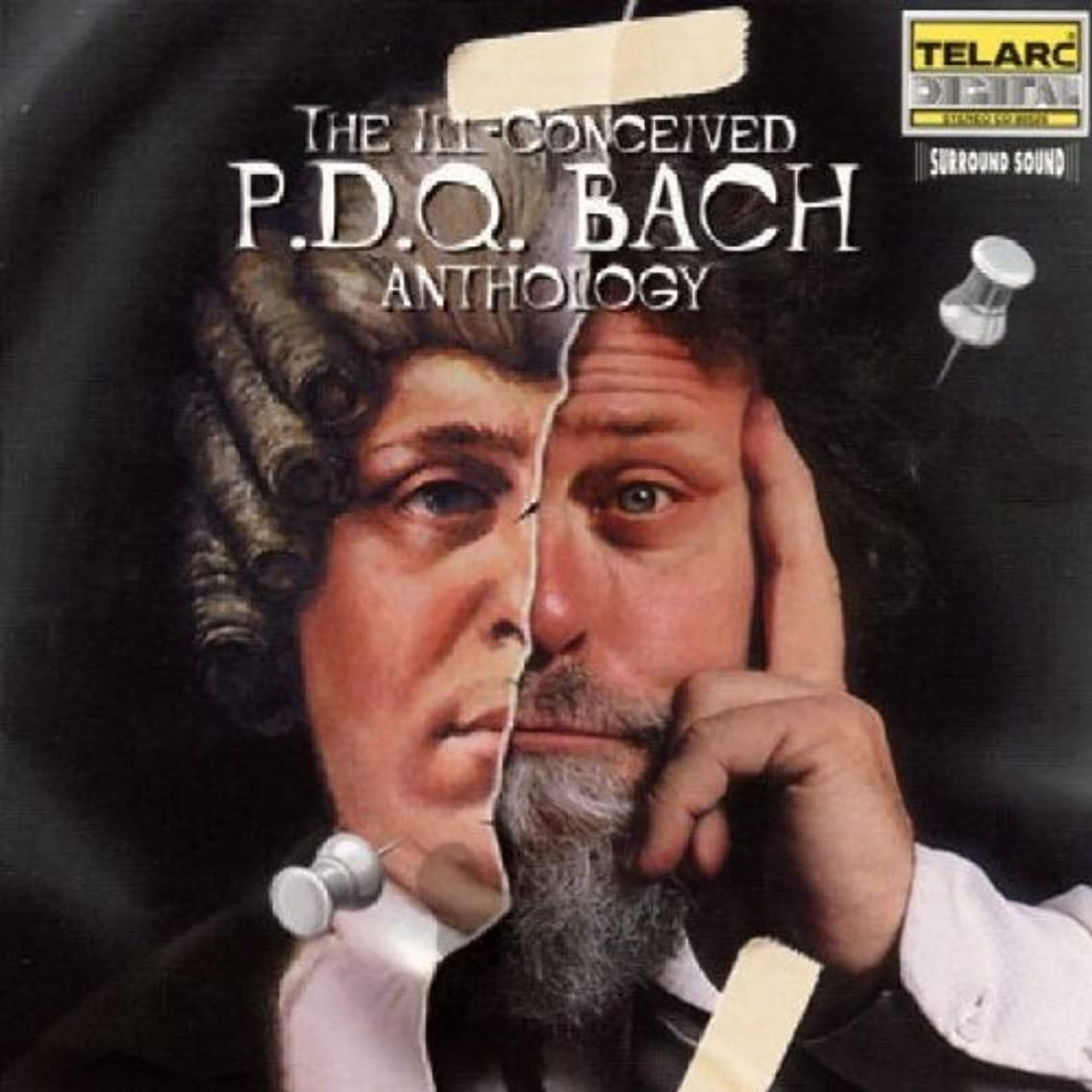 The Ill-Conceived P.D.Q. Bach Anthology contract
