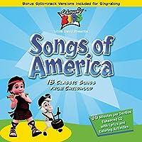 Songs Of America by Cedarmont Kids (2002-06-04)