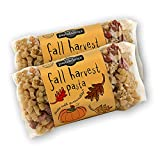 Pastabilities Fall Festival Pasta, Fun Shaped Pumpkin and Leaf Noodles for Kids and Holidays, Non-GMO Natural Wheat Pasta 14 oz (2 Pack)
