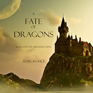 A Fate of Dragons audiobook cover art