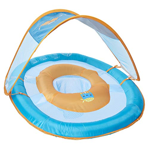 SwimWays Baby Spring Float Sun Canopy Green, 8'