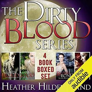 Dirty Blood Series Box Set audiobook cover art