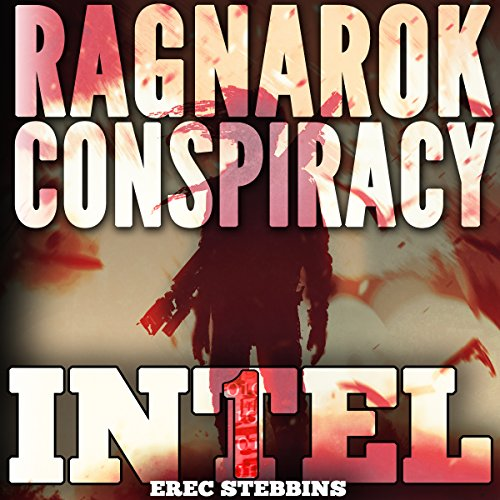 The Ragnarok Conspiracy audiobook cover art