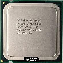 Intel Core 2 Duo E6550 2.33GHz 4MB 1333MHz SLA9X LGA 775 CPU Desktop Processor
