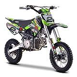 M2R Racing KMX140 - Pit Bike 140 CC, 82 cm, in Carbonio, Edizione Limitata