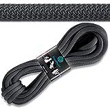 Powerful Static Rock Climbing Rope (Black, 32)