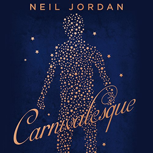 Carnivalesque audiobook cover art