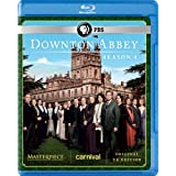 Downton Abbey, Season 4 [Blu-ray]