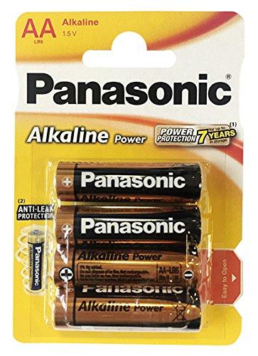 Panasonic 6LR61 - pile alcaline 9V