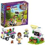 LEGO 41425 Friends Huerto de Flores de Olivia Juguete de Construcción para Niños y Niñas +6 años con Mini Muñeca