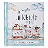 My LullaBible for Boys   Collection of 24 Lullabies for Baby Boys with Scripture   Padded Hardcover Gift Book for Parents, Ages 0-3