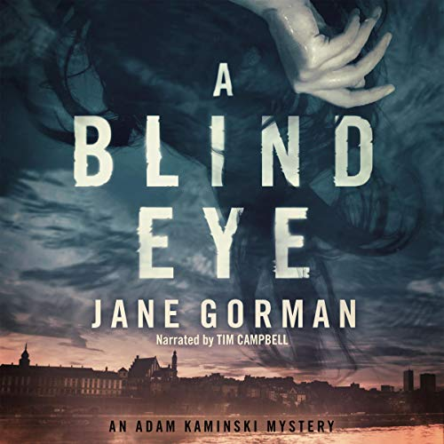 A Blind Eye audiobook cover art