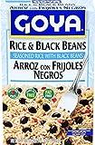 Goya Seasoned Rice and Black Beans Mix, 7 Ounce